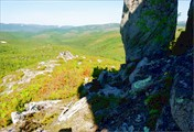 Вид на долину Бекчи