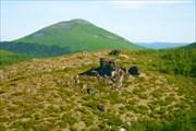 Гора Зеленый Конус