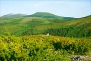 Вид на гору Останцевская