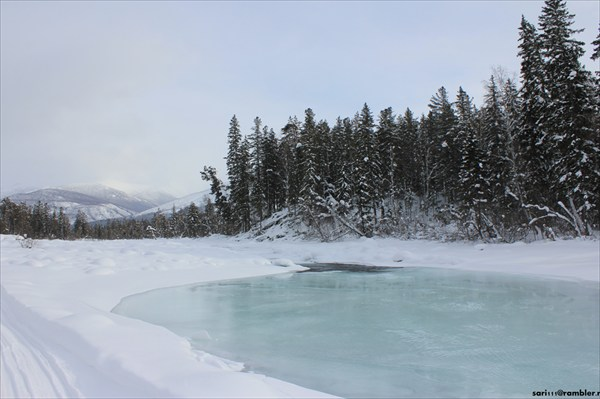 Зеленый лёд - каток на пороге