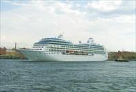 Корабль-город Санкт-Петербург
