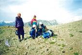 На перевале 3800