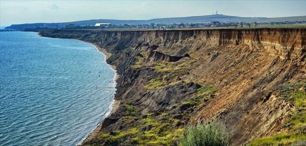 Берег Керченского пролива