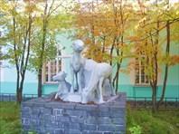 Оленегорск. Ж/Д вокзал