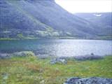 Озеро в долине Чивруая