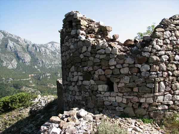 Крепость Црны Крш.
