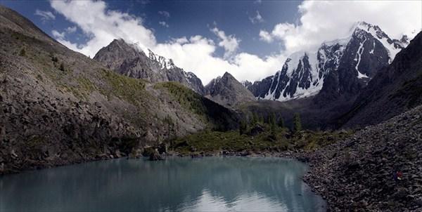 Верхнешавлинское озеро.
