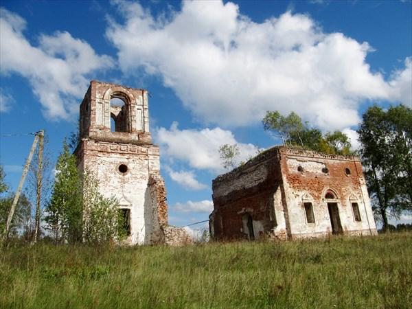 Церковь у д. Старый Березай