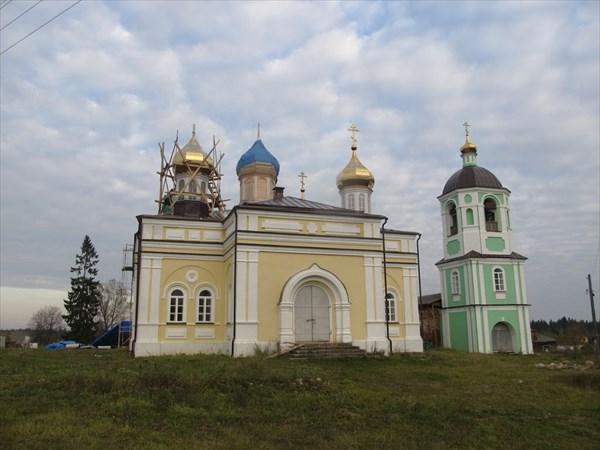 Церковь в д. Жабны