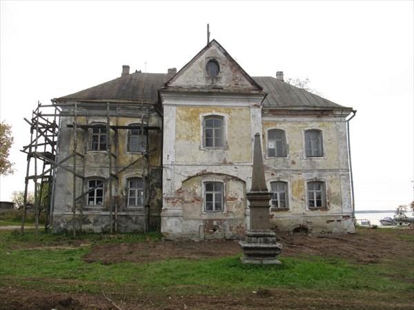 Старинный дом-дача