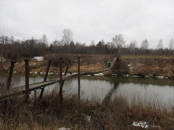 Мост через р. Сестра