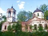 Церковь в д. Боровно