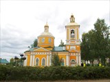 Церковь в Бологом