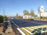 Куженкино, трасса М10