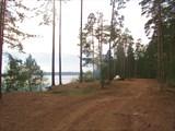 На берегу Вышневолоцкого водохранилища