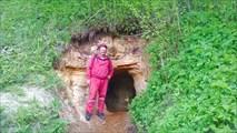 У одной из пещер