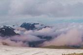 Панорама с Купола трех озер