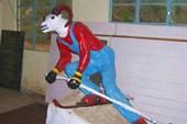горнолыжный козел
