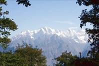 Гарвальские Гималаи, май 2006