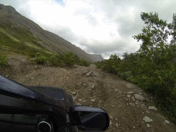 Дорога на Куэльпорр