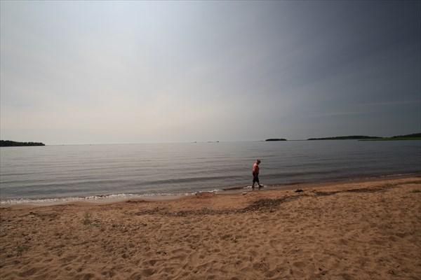 Восточный берег Ладоги