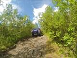 Дорога на малый Вудьявр