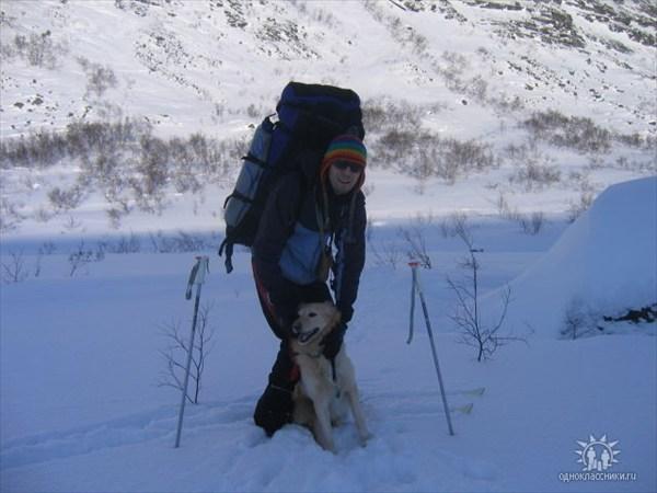 Хибины февраль 2009