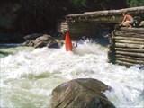 Алтай, Чуя, порог Бегимот август 2005