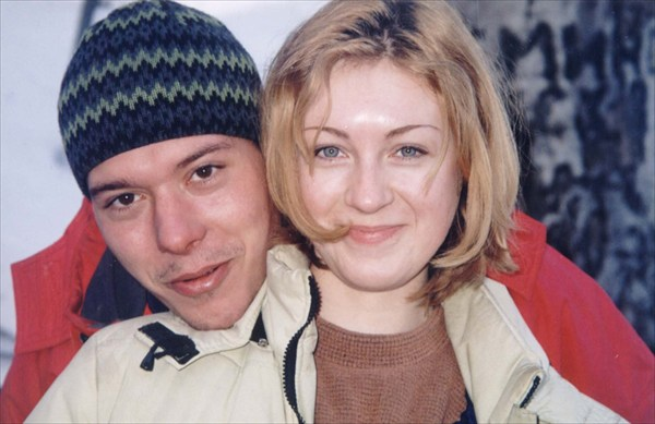 Чернилин Леша + Ромашкина Тоня