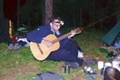А вечером песни под гитару