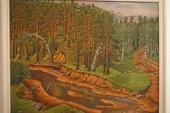 Из музея `ростовскоая финифть`