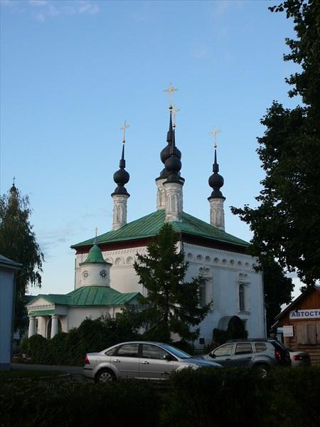 Цареконстантиновская церковь (1707г.)