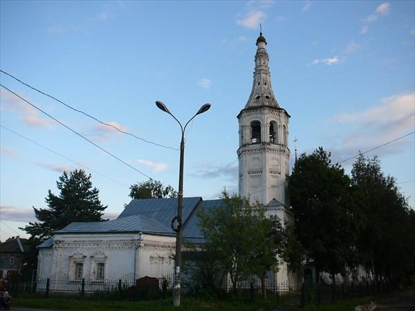 Воскресенская церковь на торгу (1720г.)