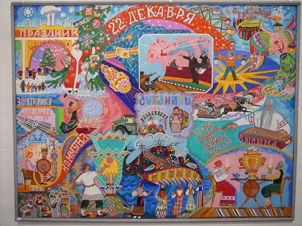 """Из музея """"ростовскоая финифть"""""""