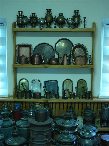 Еще разные самовары и чайники