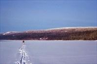 На озере Паанаярви