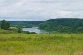Оглядываясь назад - река Нерль