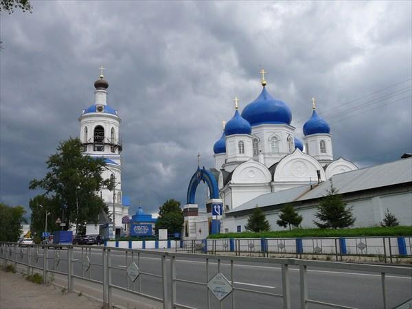 Монастырь в Боголюбово