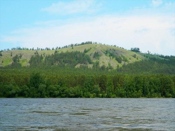 Гора Хунат.