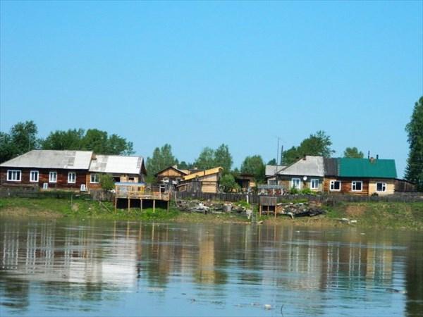 Лесогорск.