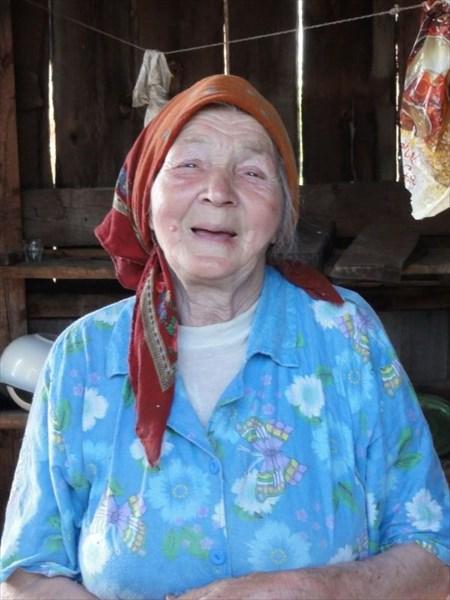 Екатерина Алексеевна Уткина, баба Катя.