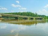 Мост у Екунчета.