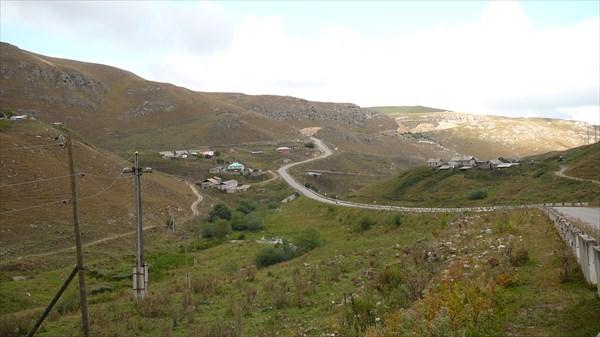 Дорога на Джилы-Су. Кичи-Балык