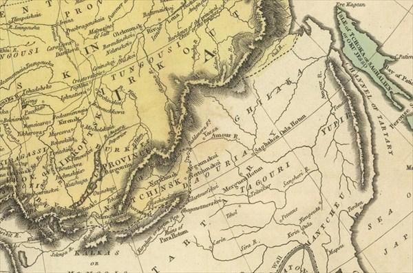 Атлас 1820 года
