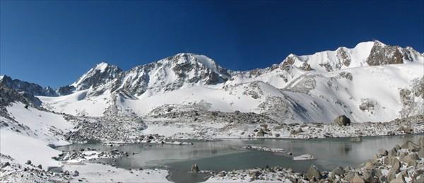 озеро под лед Аболина