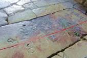 Могильная плита царя Давида Строителя