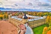 Дворцово-парковый ансамбль города Гатчина и его исторический цен