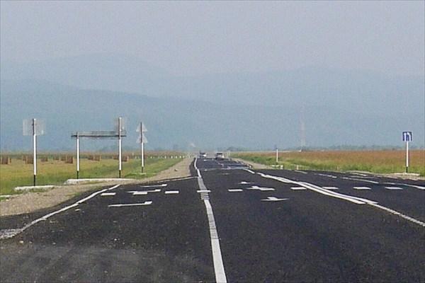 Дорога на Мостовской