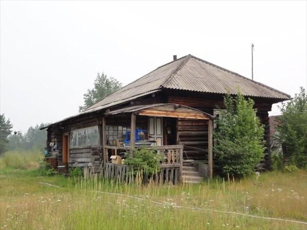 Домик в Усть-Озерной.