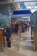 Санкт-Петербург. Аэропорт Пулково